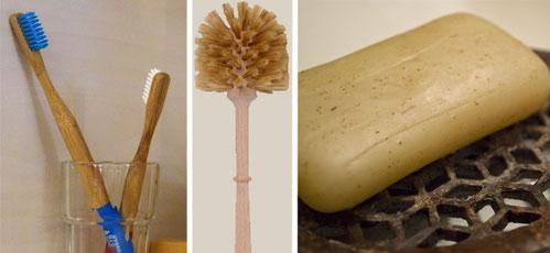 zero-waste-bad, utopia newsletter, 17 praktische Tipps für weniger Plastik, kein Microplastik im Bad