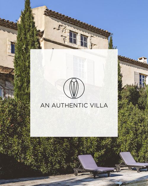 An authentic luxury villa for rent in south of France