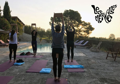 Take a break with a yoga and wellness retreat in south of France