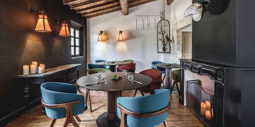 Cicada, the restaurant of Hameau des Baux