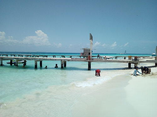 Impression of Isla Mujeres