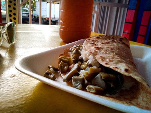 Cancun best quesadilla