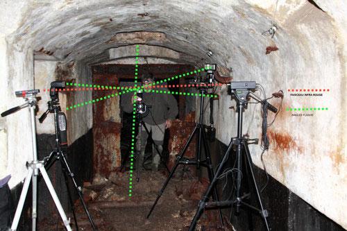 installation barrière infra rouge et flash © JLS-LJ