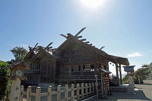 クルスの海:宮崎県日向市細島