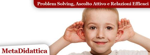 Clicca qui e scopri di più sul corso di Problem Solving Strategico tenuto da Alberto De Panfilis