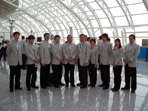 日本オリンピック委員会(JOC) 帯同