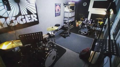 Drummerwerkstatt - Unterrichtsraum 2 (Münster-Innenstadt)