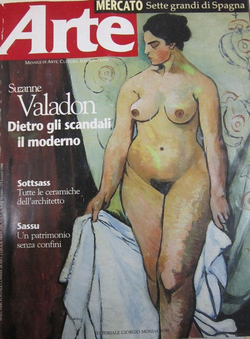 Pubblicato in questo numero di Arte
