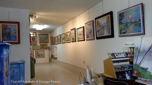 Tana dell'Arte, atelier Faraone