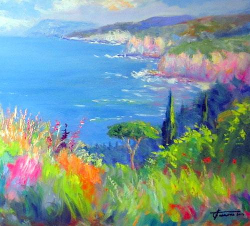 pittori impressionisti italiani contemporanei