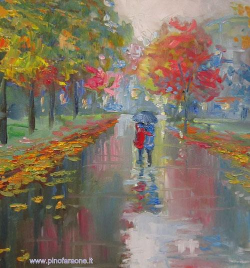 Amore d'autunno, Giuseppe Faraone