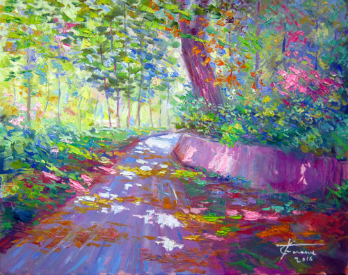 Giuseppe Faraone modern impressionist artists