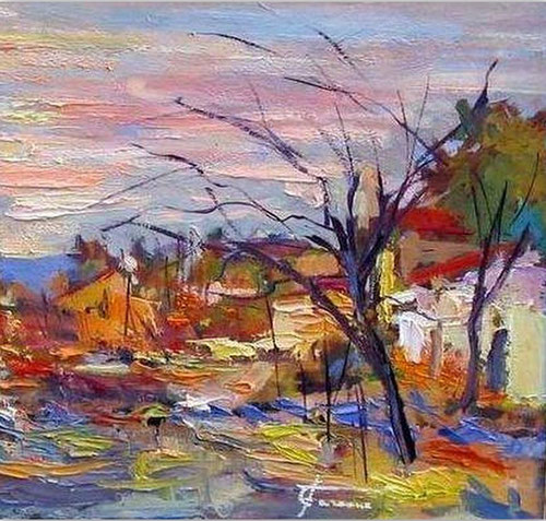 Modern impressionism