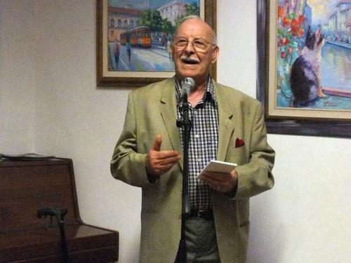 Benedetto Di Pietro, scrittore, poeta e critico d'Arte