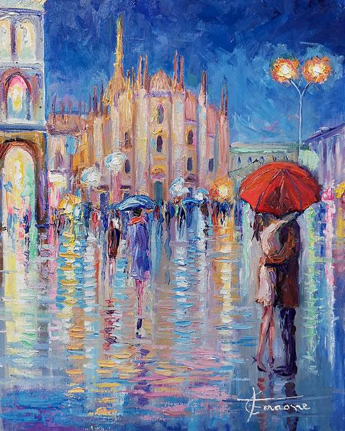 modern impressionism, impressionismo moderno