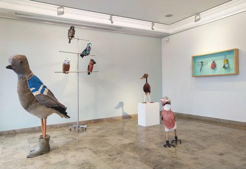 Stern Wywiol Galerie: Matthias Garff. Wild Thing