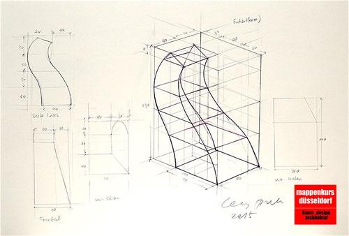 Mappenkurs Produktdesign, Industrial Design, Industrial Designstudium Düsseldorf NRW