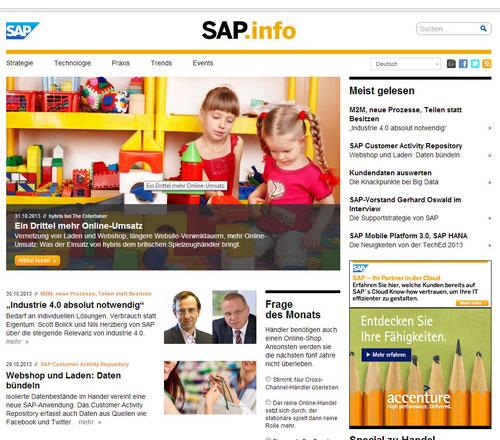 sap.info
