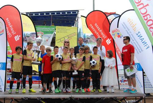 Siegerfoto FSV Mainz 05