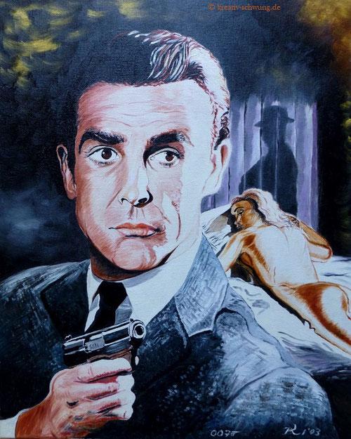 Sean Connery als James Bond