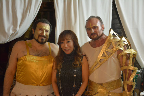 Carlo Colombara, Sumi Jo, and Walter Fraccaro