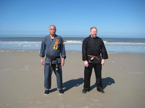Einstufungs-Lehrgang Kenko Kempo Karate Dirk Zöllner Erich B. Ries