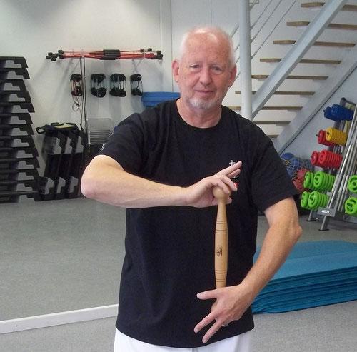 Sensei Horst Mittner Kenko Kempo Karate