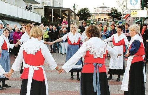 Wangerooge: Kultur für die Flüchtlinge!