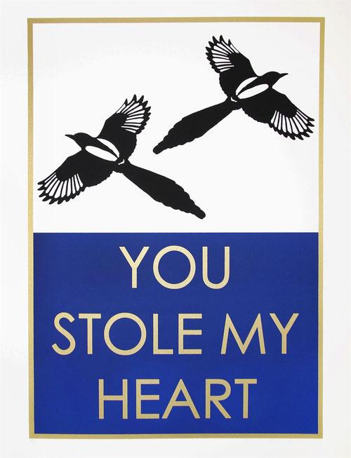 Adam Bridgland You Stole my Heart