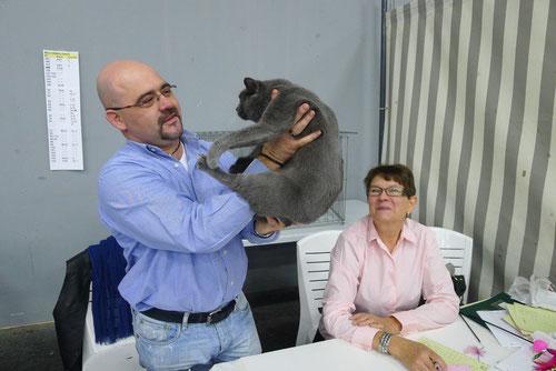 Mr. Marc Crastucci (FR) y Mme Satu Hämäläinen (FI)