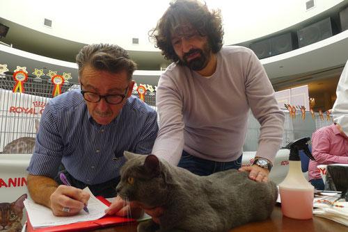 Sr. Luigi Comorio & Sr. Juan José Martinez