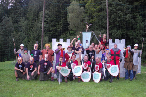 2012: Die bäuerlichen Bünde zu Haßbach und Steyersberg