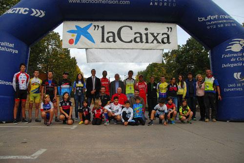 Campions de la Copa Gironina 2013