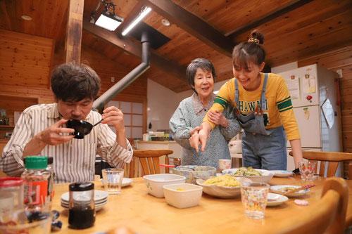 写真:高津川公式ツイッター @takatsugawa1129 より
