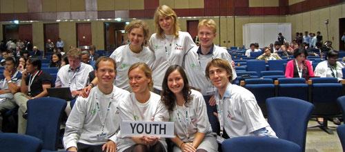 NAJU COP 11 Delegation