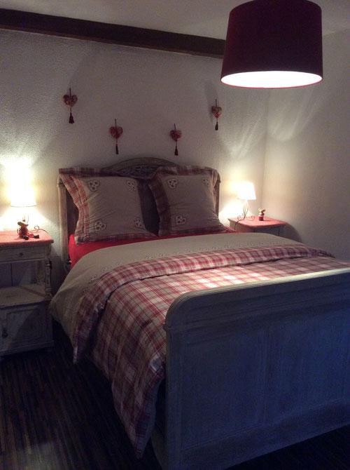 Chambre du gîte Catherine, gîtes Chez Christine à Ottrott en Alsace