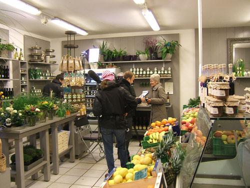 Kurzes Interview mit einer Kundin von Gemüsebau Knogler