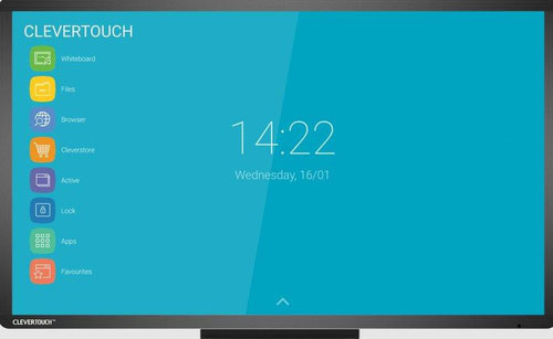 Mutlitouch-Display Clevertouch