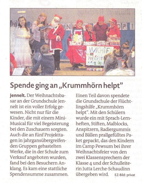 Emder Zeitung 24.12.2015