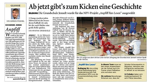 Ostfriesen-Zeitung 17.9.2015