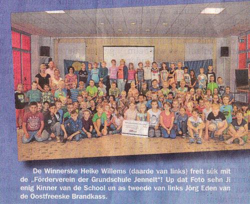 Ostfriesen-Zeitung 1.10.2016