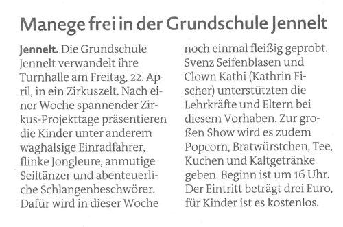 Emder Zeitung 18.4.2016