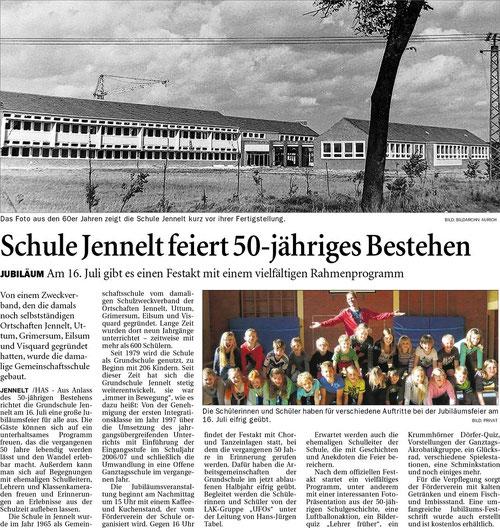 Ostfriesen-Zeitung 07.07.2015
