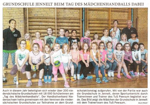 Ostfriesenzeitung 15.11.2017