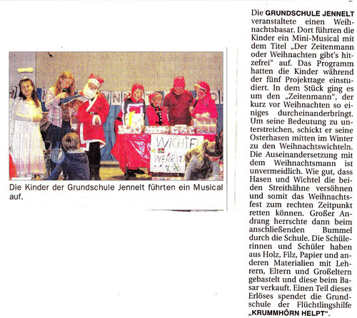 Ostfriesen-Zeitung 23.12.2015