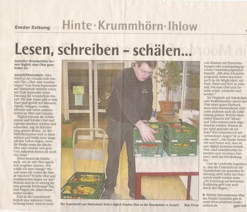 Emder Zeitung 21.03.2015