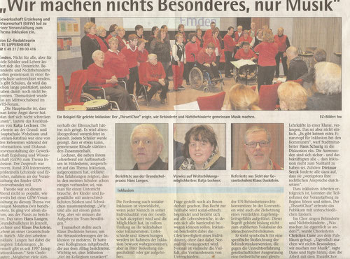 Emder Zeitung 14.02.2014