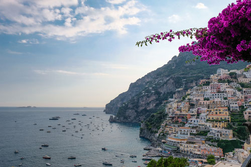 Positano Home Cooking - The View