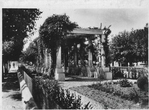 Promenade du Jardin Pasteur