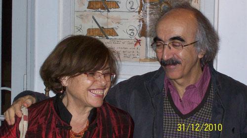 Jean-Pierre Lledo et Ziva Postec